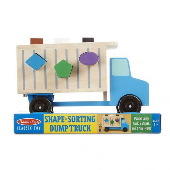 Shape Sorting Dump Truck