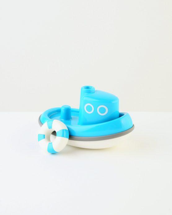 KidO Tug Boat Blue