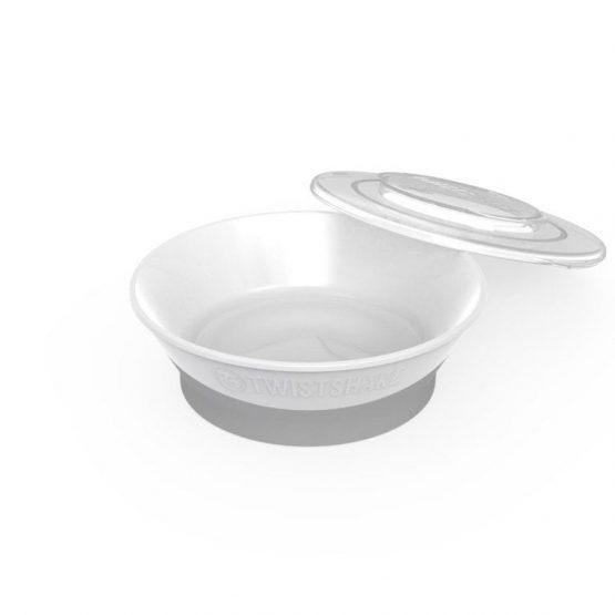twistshake bowl + cover