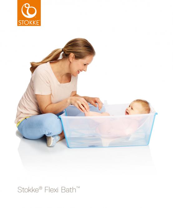 Stokke® Flexi Bath® Bundle (Tub, Support and Heat Plug)