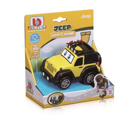 Jeep Light and Sound