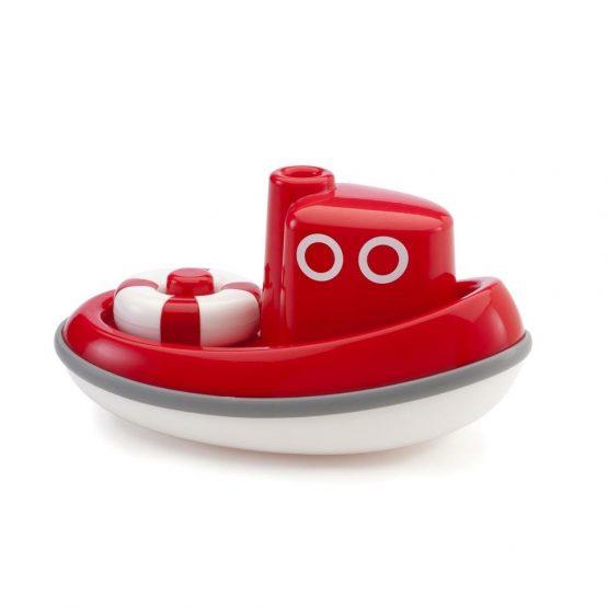 KidO Tug Boat Red