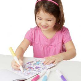 Magicolor Colour Your Own Sticker pad