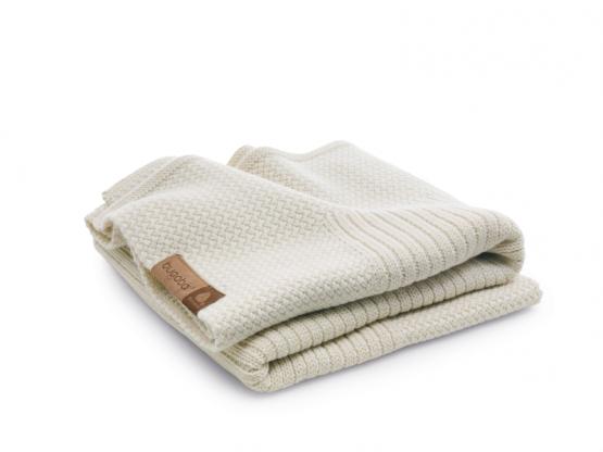 Bugaboo wool blanket off white