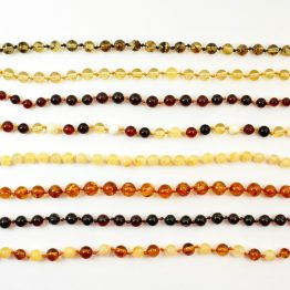ambre necklace