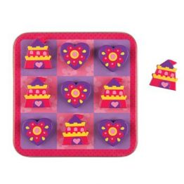 Stephen Joseph Magnetic Tic Tac Toe Game