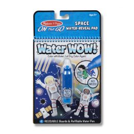 Water Wow! Space Water-Reveal Pad – On the Go Travel Activity