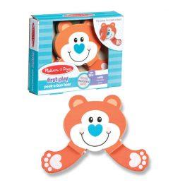 First Play Peek-A-Boo Bear