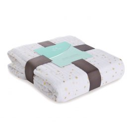 Aden + Anais cotton muslin dream blanket