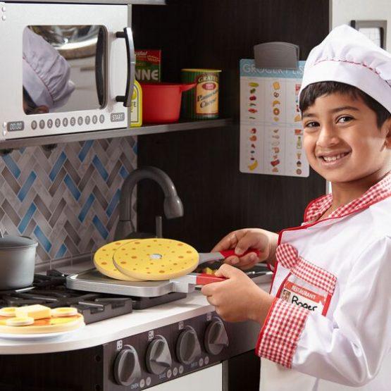 Chef's Kitchen – Charcoal