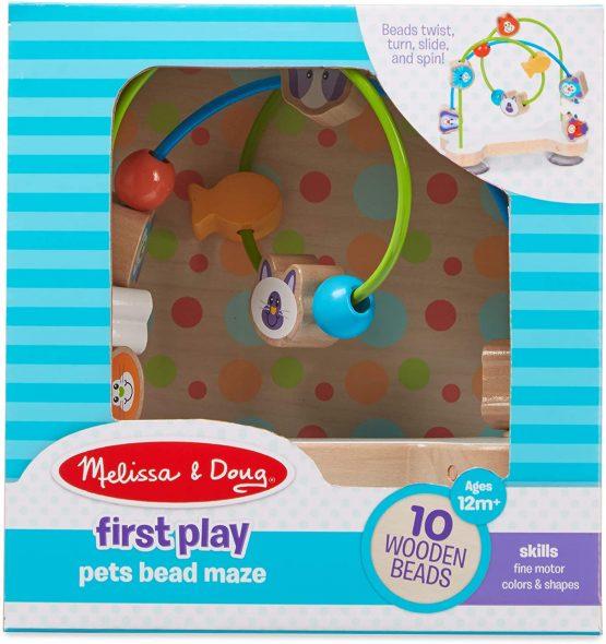 First Play Pet Bead Maze