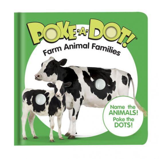 Poke-A-Dot: Farm Animal Families
