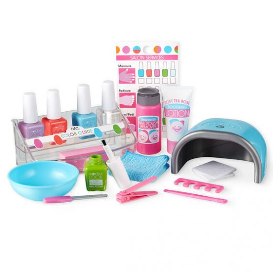 LOVE YOUR LOOK – Nail Care Play Set