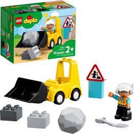 LEGO DUPLO Construction Bulldozer