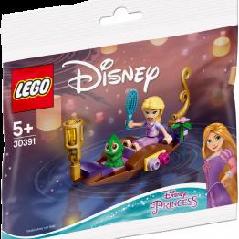 LEGO DISNEY Rapunzel's Lantern Boat Polybag Set